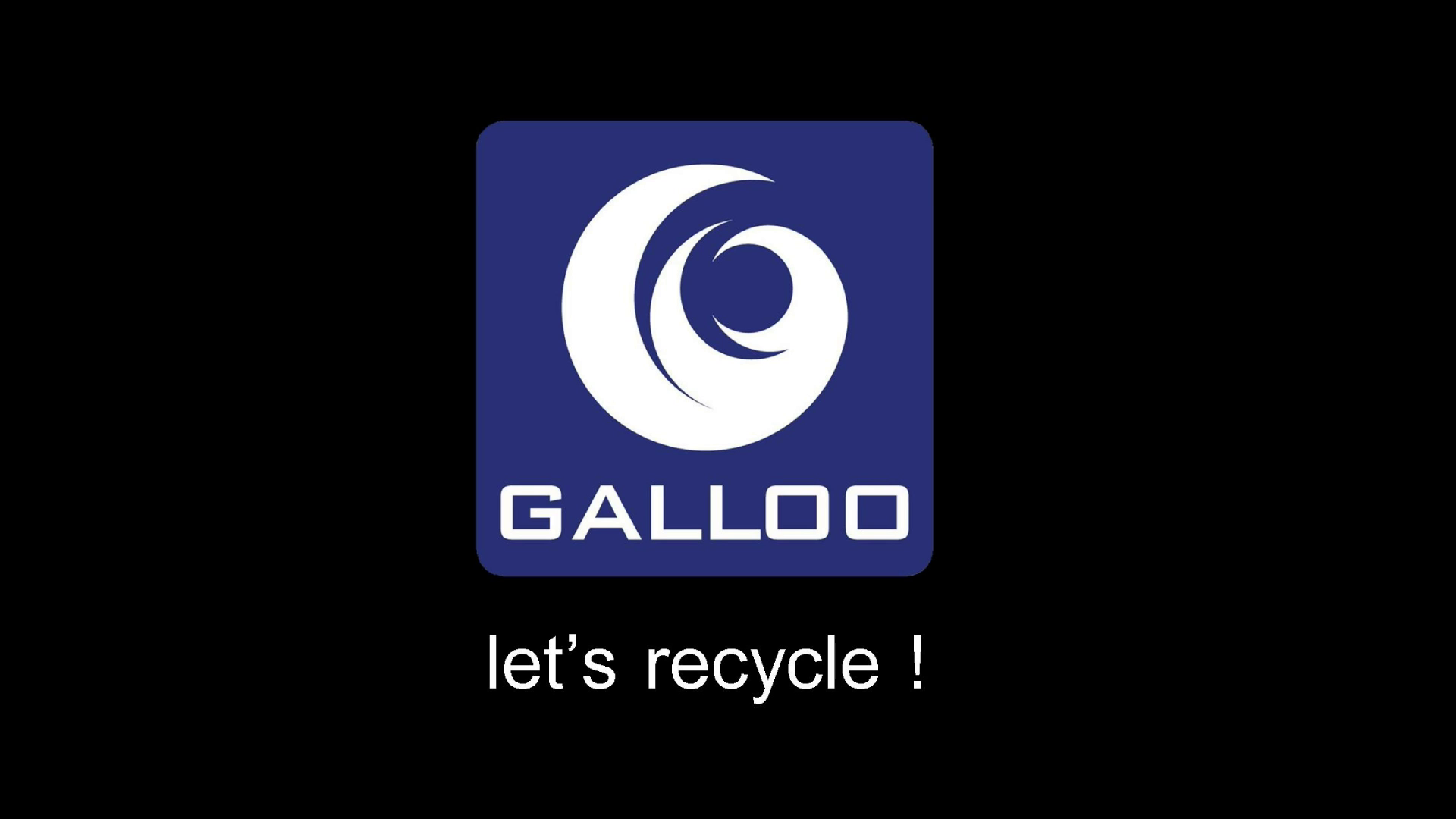 Cooperation with Galloo - Leader in Metal Scrap